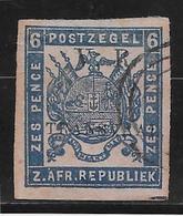 Transvaal N°28A - Oblitéré - TB - South Africa (...-1961)