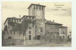 FONTANELLATO - IL CASTELLO - ENTRATA VIAGGIATA FP - Parma