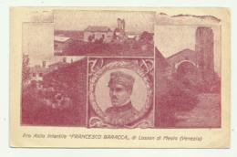LOSSON DI MEOLO - PRO ASILO INFANTILE F. BARACCA - NV FP - Venezia