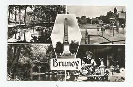 91 Essonne Brunoy Multi Vues Dont Moto - Brunoy