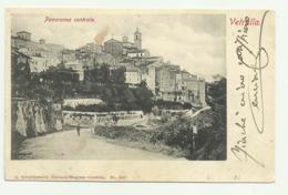 VETRALLA - PANORAMA CENTRALE 1903 VIAGGIATA FP - Viterbo