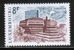 EUROPEAN IDEAS 1981 LU MI 1029 LUXEMBOURG - European Ideas