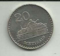 20 Meticáis 1980 Moçambique - Mozambique
