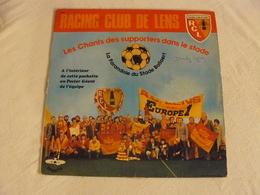 10001 RACING CLUB DE LENS LES CHANTS DES SUPPORTERS DANS LE STADE. 1976/1977 - Unclassified