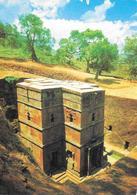 ETHIOPIA - Bieta Giorgis, Lalibela - Ethiopie