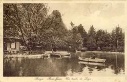 BRAGA - Bom Jesus - Um Trecho Do Lago - PORTUGAL - Braga