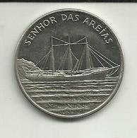 50 Escudos 1994 Barcos Cabo Verde - Cape Verde