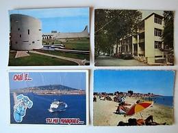 FRANCE - Lot 31 - Vues De Villes Et De Villages - 100 Cartes Postales Différentes - Postcards