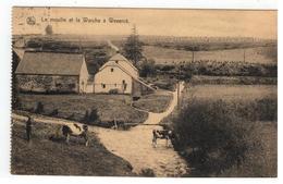 Wevercé : Le Moulin Et La Warche à Wevercé - Bütgenbach