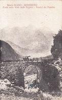 Strada Schio-Rovereto-Ponte Sulla Valle Delle Prigioni-Pendici Del Pasubio-In Tegra E Originale Al 100%an1 - Vicenza