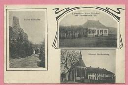 67 - Bei OBEREHNHEIM - Près OBERNAI - Luftkurort Hotel KILBSHOF - GIRBADEN - Kloster BISCHENBERG - Obernai