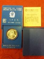 500 Lire 1982 Galileo Galilei Repubblica Italiana FDC - Commemorative