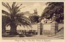 BRAGA - Bom Jesus - Estatua De Longuinhos - PORTUGAL - Braga