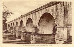 BRAGA - Ponte Do Bico - PORTUGAL - Braga