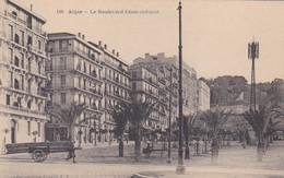 CARTOLINA - POSTCARD - ALGERIA - ALGER - LE BOULEVARD GENERAL - FARRE - Algeria