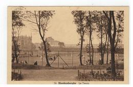 Tennis:Blankenberge,Pensionnat Des Ursulines Melsbroeck,Ursulinen O.L.V Waver (3kaarten) - Tennis