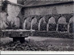 CPA DAOULAS -cloitre Roman XIIème Siècle - Daoulas