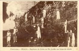BRAGA - Baptismo De Cristo No Rio Jordão Nas Festas Da Cidade - PORTUGAL - Braga