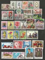 Congo - Petite Collection D'oblitérés (dont Certains De Complaisance) - Collections (without Album)