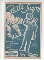 Partition Petite Suzon Guy Marly - Scores & Partitions