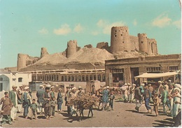 AK Herat هرات Payi Hisar Zitadelle Citadelle افغانستان A پشتون زرغون کبابیان Afghanistan Briefmarke تمبر Timbre Stamp - Afghanistan