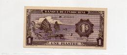 INDOCHINE / Superbe Biilet De 1953 UNC N° 58 De Paper Money - Indochina