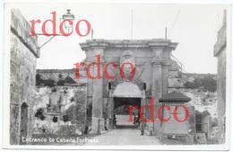 CUBA Havana, Entrance To Cabaña Fortress; Havana - Cuba