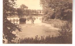 Gaasbeek-Gaesbeek Bij Brussel(Lennik)+/-1910-Park-Kasteel-Parc Du Château-De Kromme Vijver-L'étang Tortu - Lennik