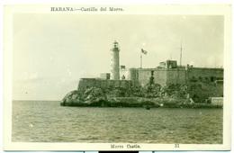 CUBA Habana, Castillo Del Morro; Havana - Cuba