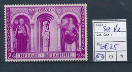 BELGIUM  COB 517 V1 MNH - Variétés Et Curiosités