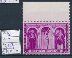 BELGIUM  COB 517 MNH - Belgique