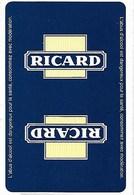 PUBLICITE  CARTES à Jouer RICARD - 54 Cartes