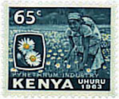 Ref. 217839 * NEW *  - KENYA . 1963. INDEPENDENCE. INDEPENDENCIA - Kenia (1963-...)