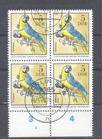 1975   DDR Mi-2030  25. März Zootiere - [6] République Démocratique