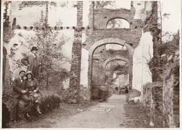 VILLERS-la-VILLE, Ruines De L'Abbaye  - Photo 18 X 13 Cm - Villers-la-Ville