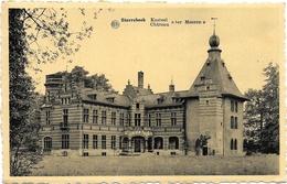 Sterrebeek NA1: Kasteel Ter Meeren - Zaventem