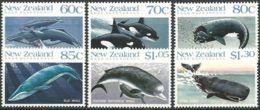 NEUSEELAND ROSS-GEBIET 1988 Mi-Nr. 1056/61 ** MNH - Ross Dependency (New Zealand)