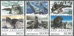 NEUSEELAND ROSS-GEBIET 1992 Mi-Nr. 1220/25 ** MNH - Ross Dependency (New Zealand)