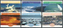 ROSS-GEBIET 1998 Mi-Nr. 54/59 ** MNH - Ross Dependency (New Zealand)