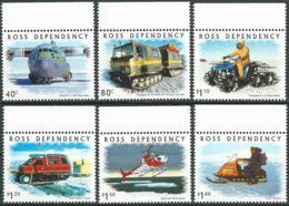 ROSS-GEBIET 2000 Mi-Nr. 66/71 ** MNH - Ross Dependency (New Zealand)