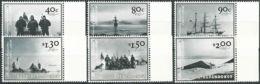 ROSS-GEBIET 2002 Mi-Nr. 78/83 ** MNH - Ross Dependency (New Zealand)