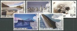 ROSS-GEBIET 2005 Mi-Nr. 94/98 ** MNH - Ross Dependency (New Zealand)
