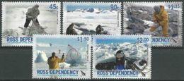 ROSS-GEBIET 2006 Mi-Nr. 99/03 ** MNH - Ross Dependency (New Zealand)