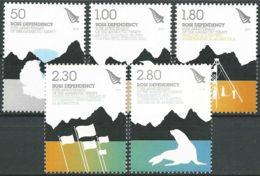 ROSS-GEBIET 2009 Mi-Nr. 114/18 ** MNH - Ross Dependency (New Zealand)