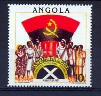ANGOLA 1990  National Assembly - Angola