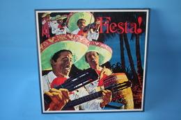 FIESTA ! I GRANDI SUCCESSI SUDAMERICANI - 4 DISCHI VINILE LP 33 GIRI - Sonstige - Spanische Musik