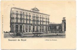 Souvenir De Heyst NA48: L'Hôtel Du Kursaal - Heist