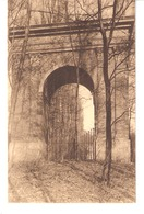 Gaasbeek-Gaesbeek Bij Brussel(Lennik)+/-1910-Park-Kasteel-Arc De Triomphe Construit En L'honneur De Napoléon 1er - Lennik