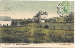 Rance NA12: Chalet D'Ostenne 1919 - Sivry-Rance