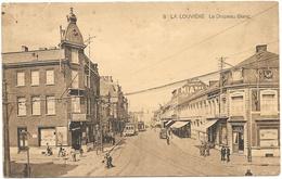 La Louvière NA57: Le Drapeau Blanc 1923 ( Tramways ) - La Louvière